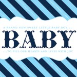 baby shower Free printable