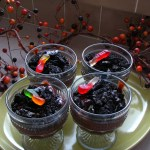 Dirt Cups for Dirty Thirty birthday Party