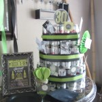 Dirty Thirty Beer Cake