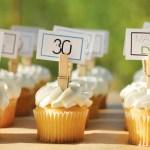 Dirty Thirty Cupcakes