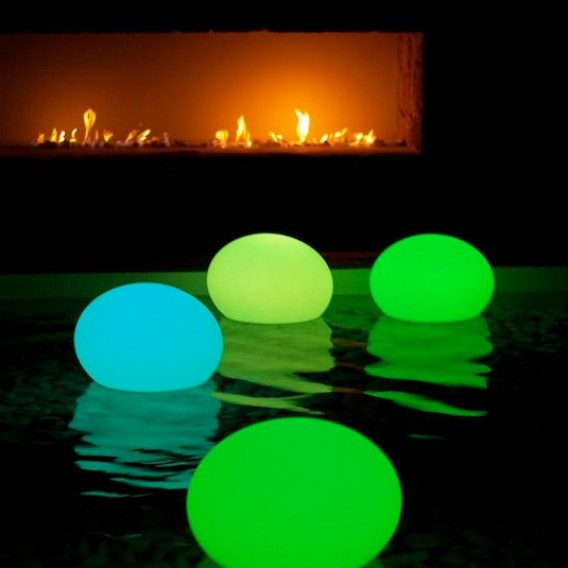 Glowstick Decor For The Pool. See More Glow In The Dark Party Ideas On B. Lovely Events