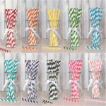 Crazy About Stripes! {Striped Party Supplies}