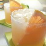 Grilled Grapefruit Margarita- sounds interesting!