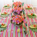 Easter Baskets! {For The Table!}