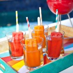 Popsicle cocktails- Yum!
