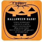 Spooktacular Halloween Pumpkin Invitations!