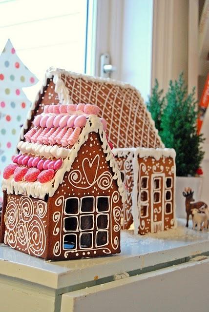 Lovely Gingerbread Houses B Lovely Events