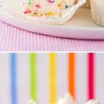 Rainbow Sprinkle Cupcakes- Fun!