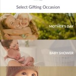 Evite Instant Gifts App- Perfect for Mothers day