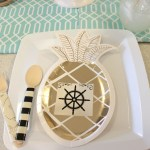 Father's Day Nautical Pineapple Tablescape (20)