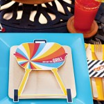 Fun Grill Party For Father's Day-See more Grillin Father's Day Ideas On B. Lovely Events!