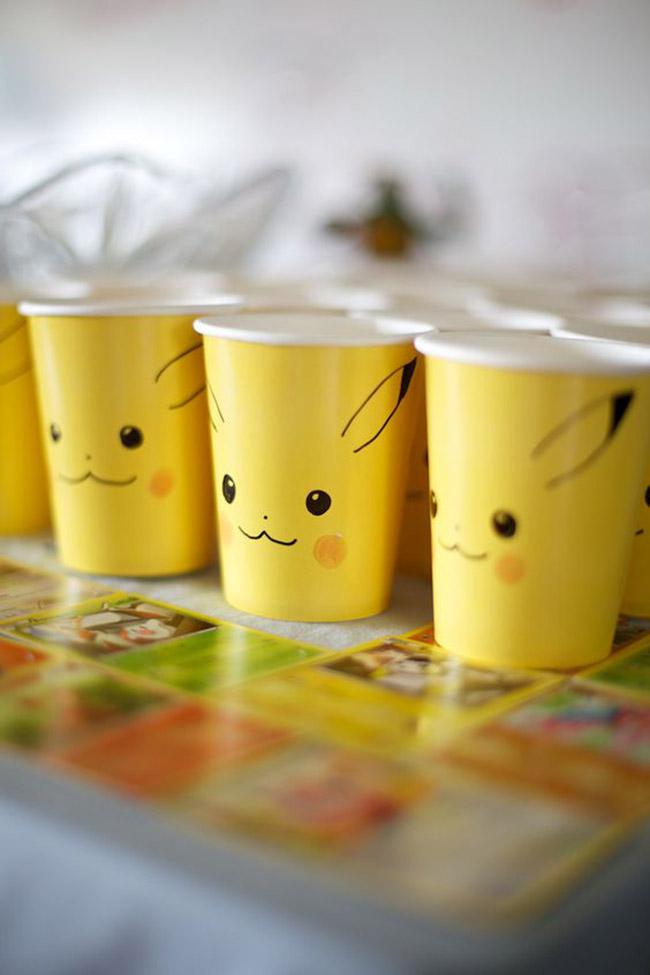 I Choose You, Pikachu! Throw A Pokemon Party!