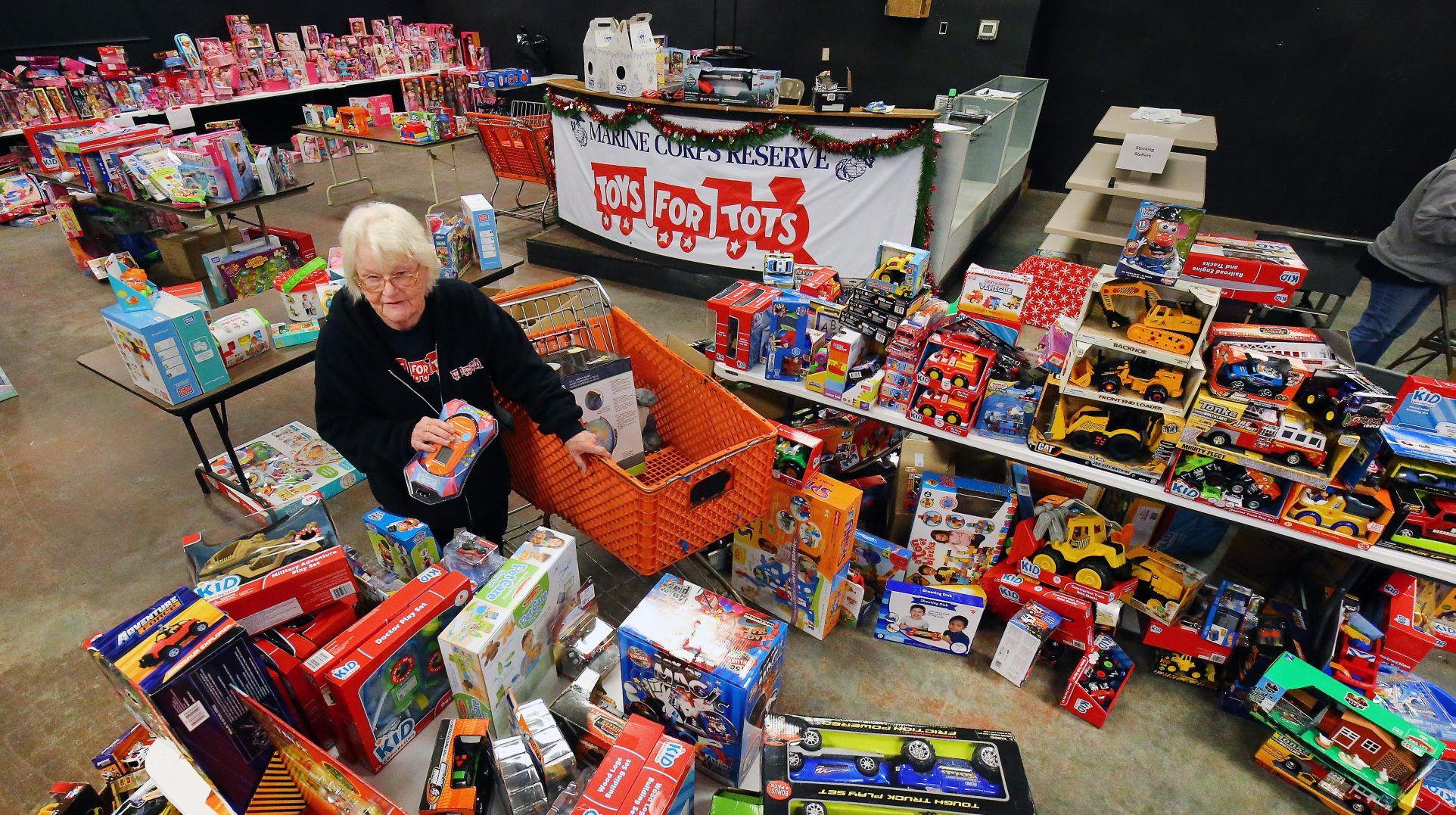 Toys For Tots Features Annistonstar