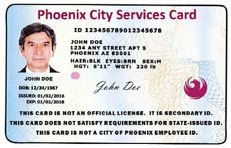 Flagstaff council to explore city ID cards Local azdailysun - sample id cards