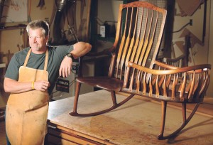 Chair Maker Creates Dvd To Teach Others How To Build Fine Chairs Business Billingsgazette Com