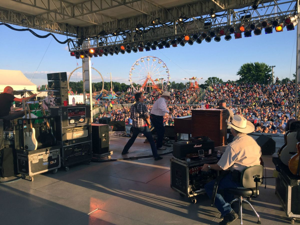 martina mcbride to headline friday at northern wisconsin state fair