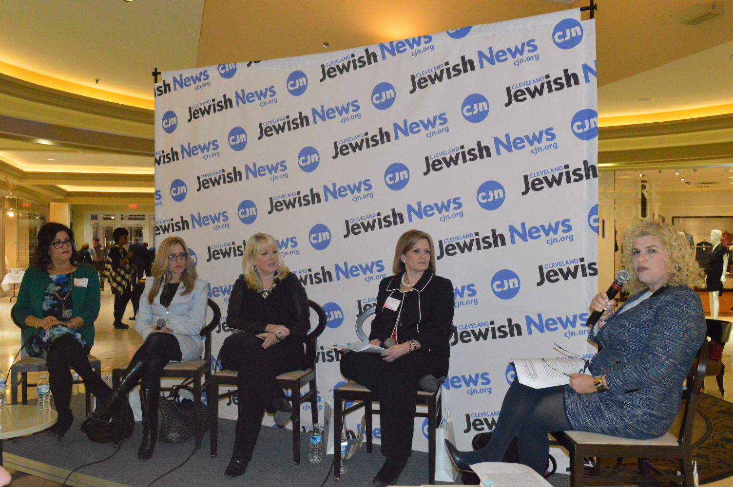 Bravo Cucina Italiana Eton Chagrin Boulevard Women In Leadership Presented By Cleveland Jewish News Covers
