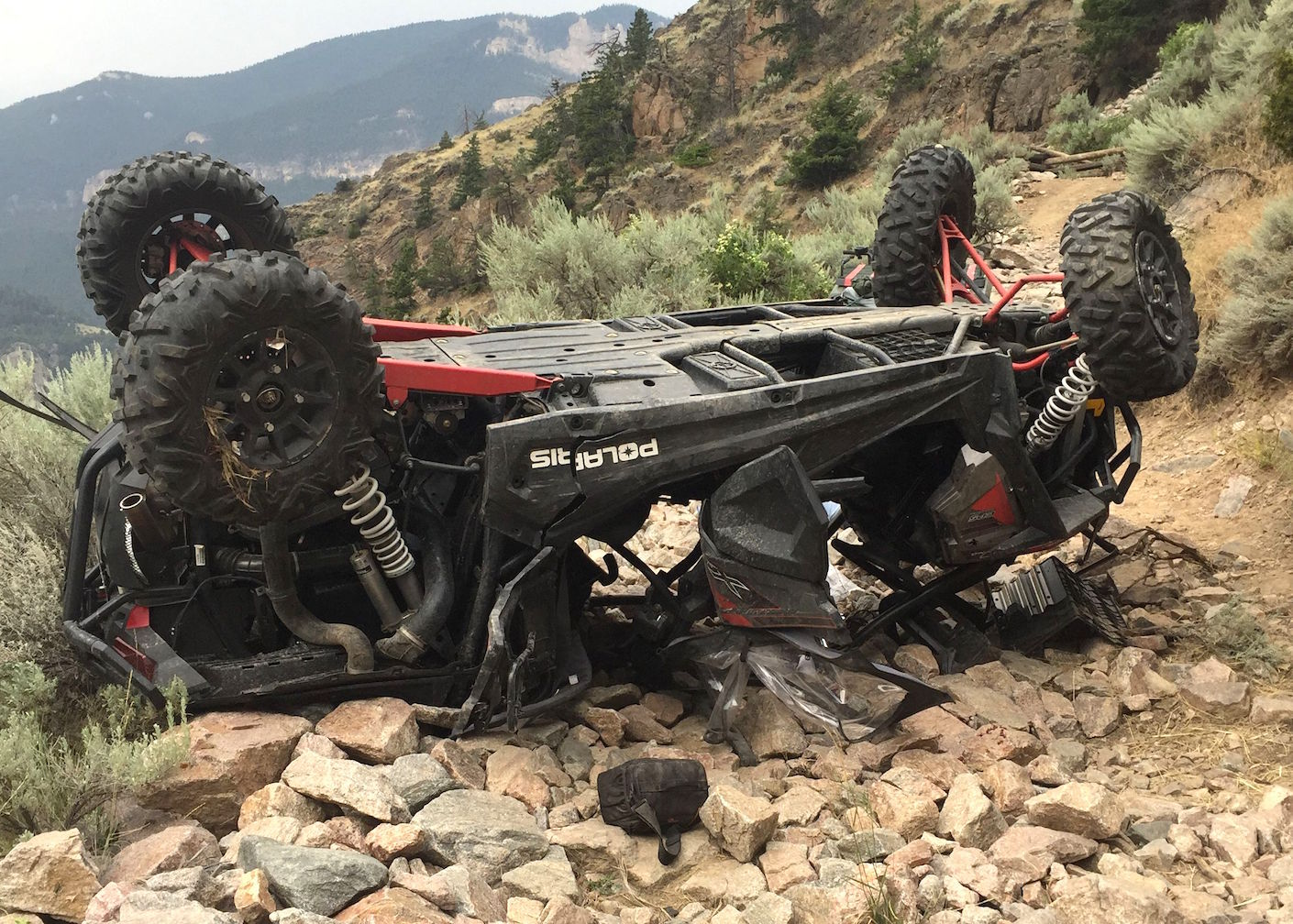 Jeep Trails Cody Couple Dies In Atv Crash Local News Codyenterprise