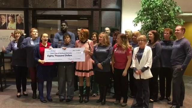 KDMC and $80,000 donation to United Way dailyindependent