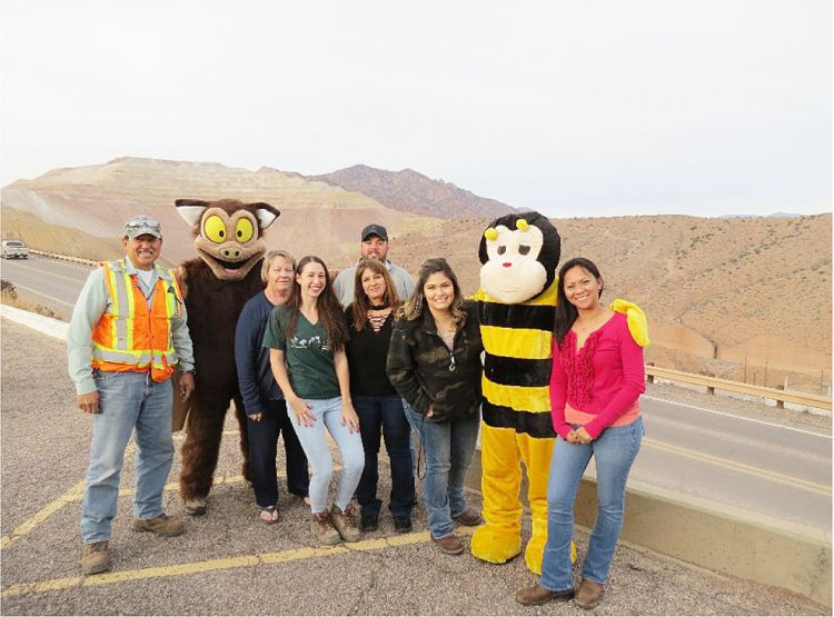 Freeport Mcmoran Receives One International And Two State