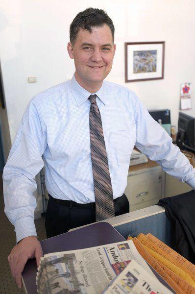 Joyner named executive editor of North of Boston Media Group News - executive editor job description