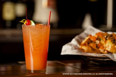 Cocktail Of The Month Caribbean Kilt Dining