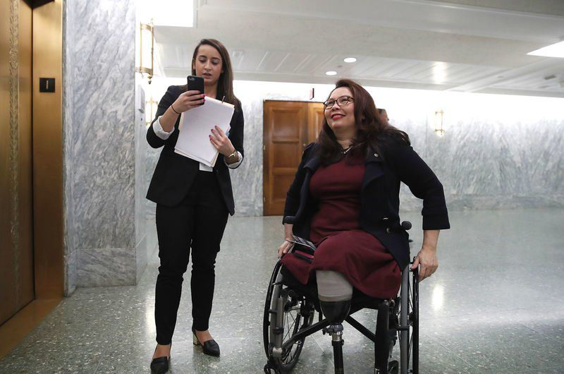 Breaking down barriers for Tammy Duckworth Local News