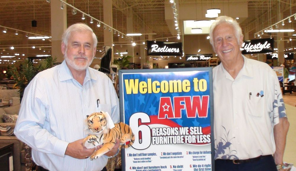 American Furniture Warehouse Now Open Feature Stories - American Warehouse