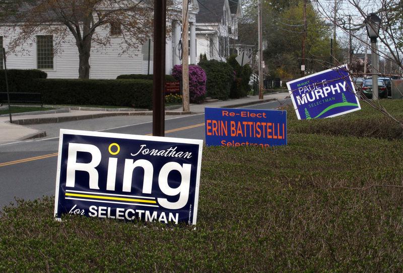 Rockport election today \u2014polls open \u0027til 8 Local News