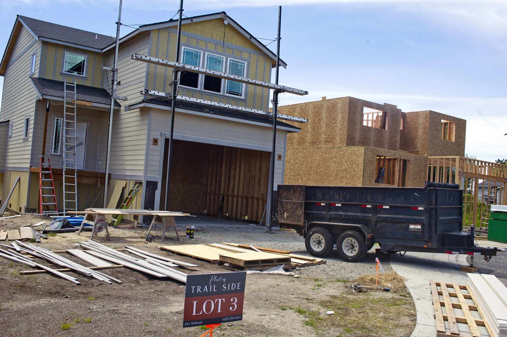 Bidding Wars Becoming More Common As Demand Outpaces Supply In Local Real Estate Market News Goskagit Com