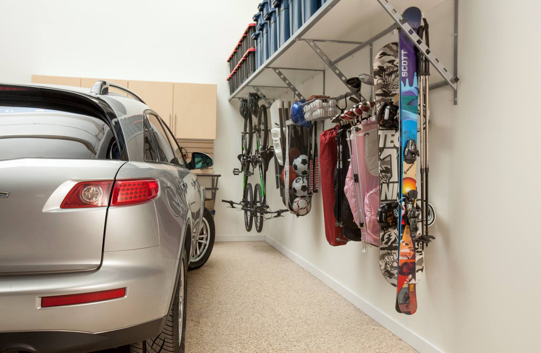 Garage Floor Coating Tucson Cost Gorgeous Garages Latest Flooring Storage Solutions Get Out