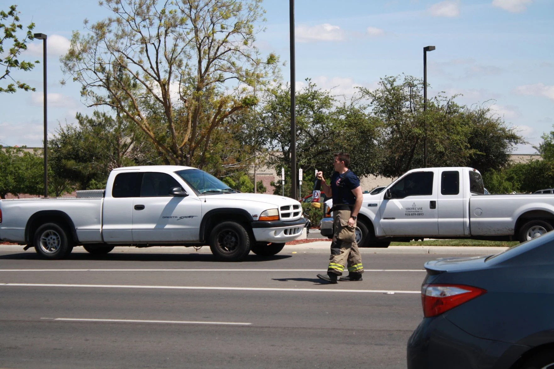 Firefighters 39fill The Boot39 Local Hanfordsentinelcom