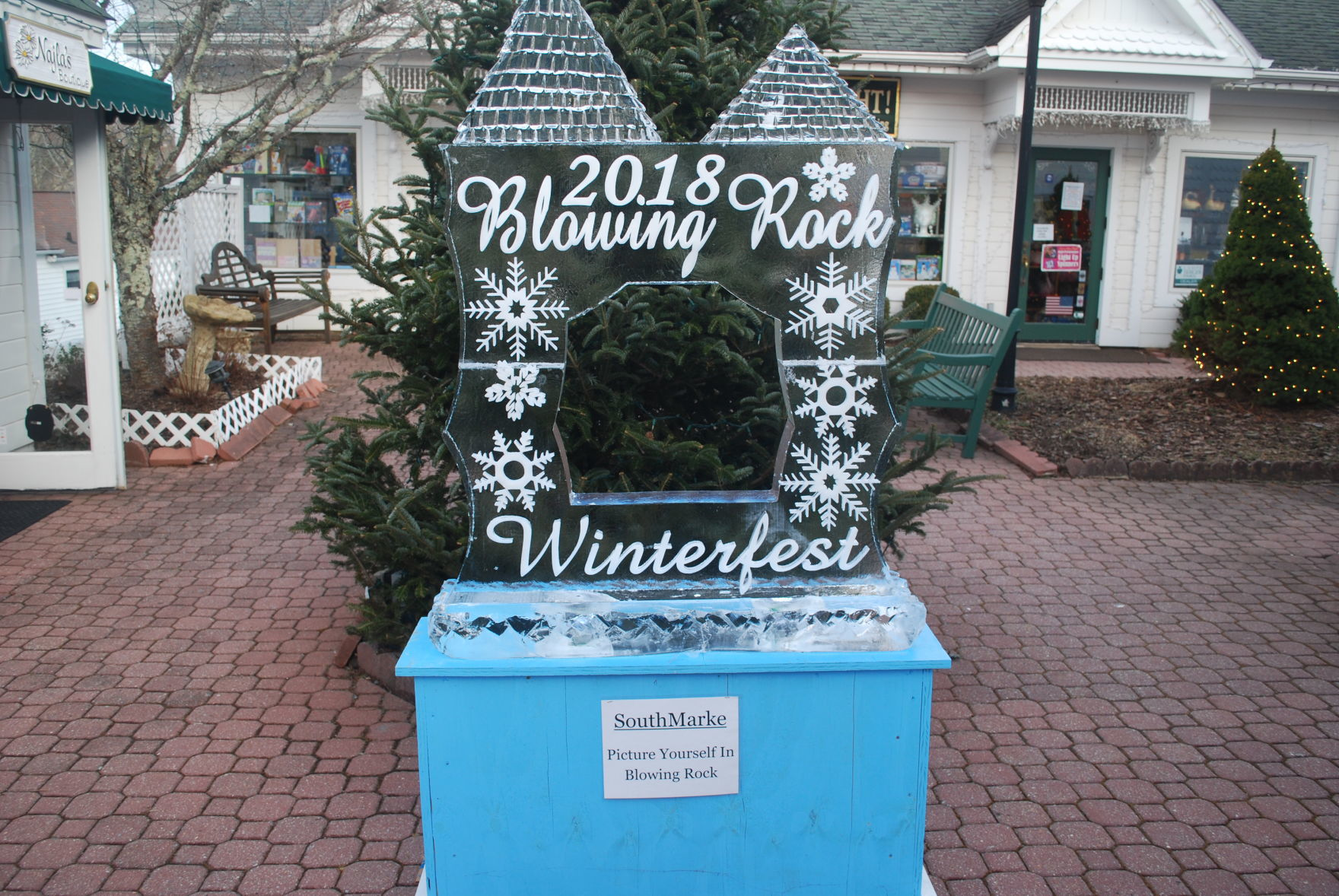 Container Haus Winterfest Winterfest 2019 Shopping Sipping And Ice Sculptures Hcnc