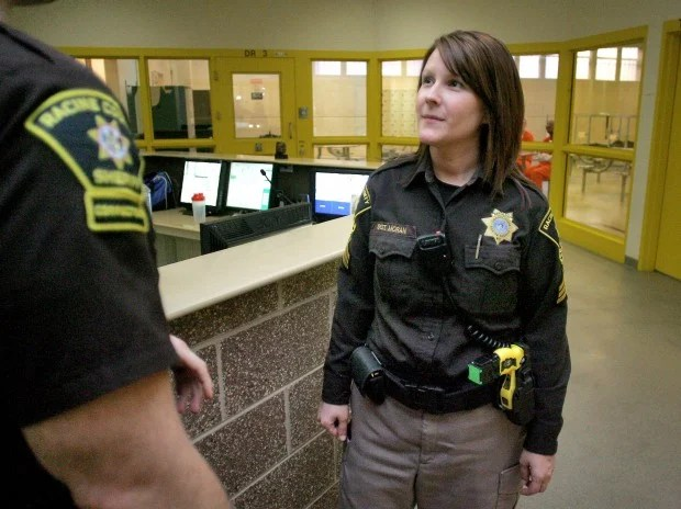 Use of nonsworn officers at jail to save county $1 million Local