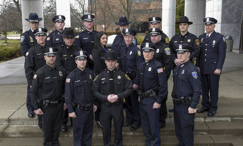 Law Enforcement Academy graduates 67th class Local News - Nys University Police