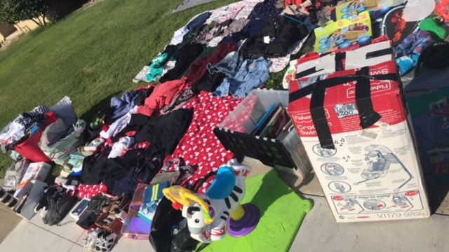 Yard Sale 1215 S Pleasant Ave Lodi Ca 95240 Sat 9 29