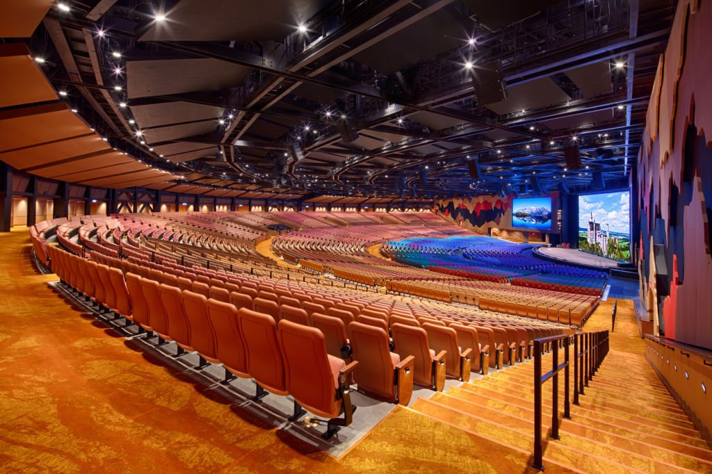 Epic System\u0027s auditorium, contractor win national award Madison