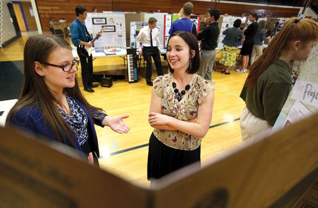 High School Students Finish Senior Projects Southern Idaho Local - seniors high school