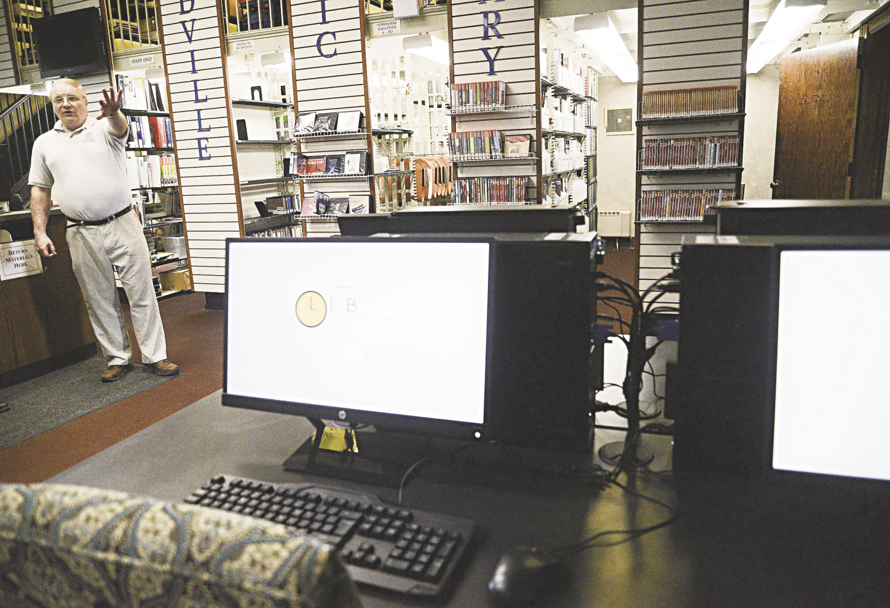 Fullsize Of Meadville Public Library