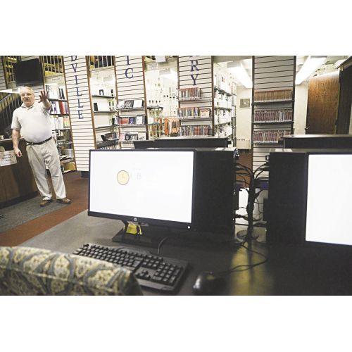 Medium Crop Of Meadville Public Library