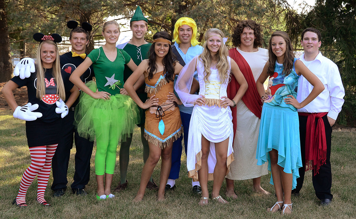 80er Mottoparty Was Anziehen Homecoming Week Will Weave A Little Disney Magic | Local