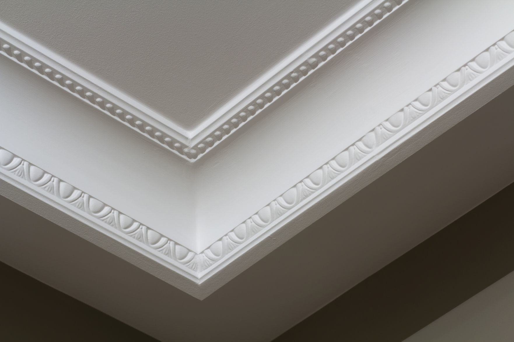Crown Molding Cost You Can Replace That Plaster Crown Molding But It Ll Cost You