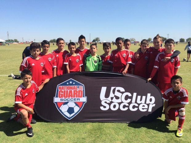 Napa United U-12 boys excel in soccer tournaments Sports