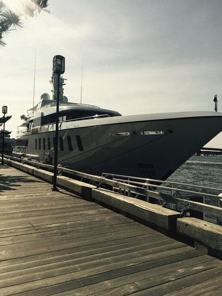 $189,000 per week yacht makes a splash Local News