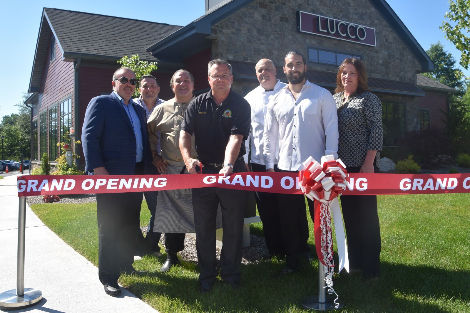 Cucina Restaurant Nj Lucco Opening Florham Park Eagle News Newjerseyhills