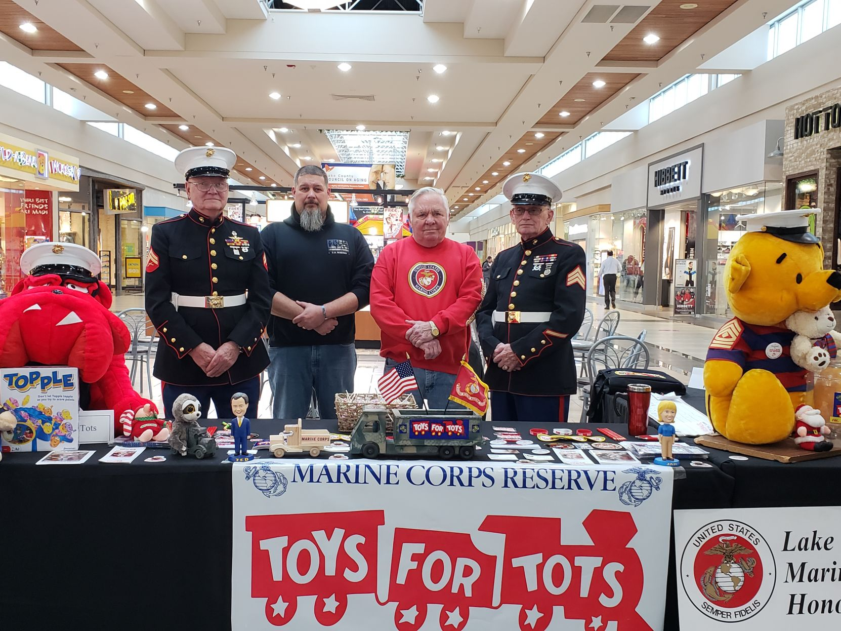 Toys For Tots Leaves Lasting Impact On Lake And Geauga