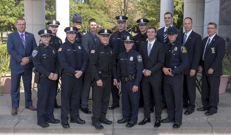 Niagara County Law Enforcement Academy graduates 65th class Local - Nys University Police