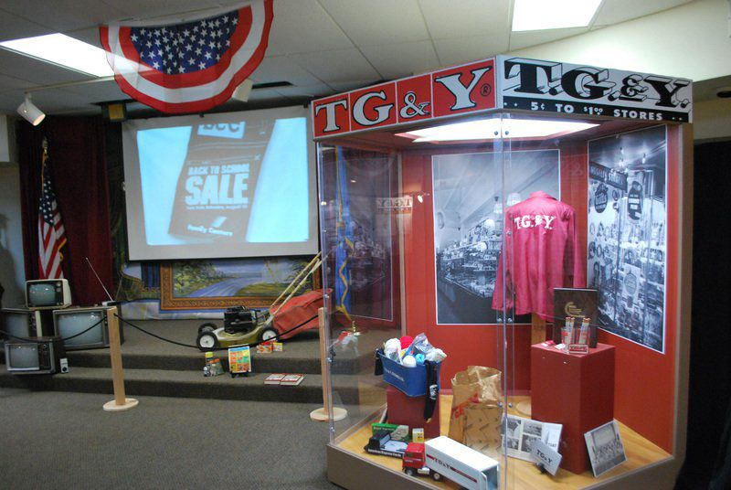 Garage Coupons Store Tg&y Stores Live On In Museum Exhibit | Community