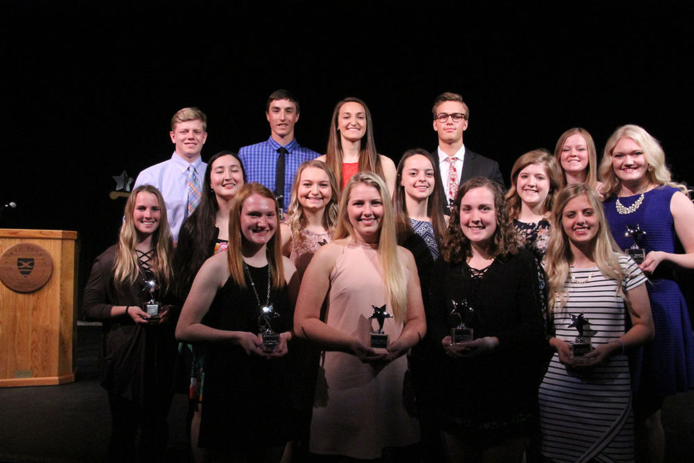 Outstanding\u0027 high school seniors recognized as Academic All-Stars - seniors high school