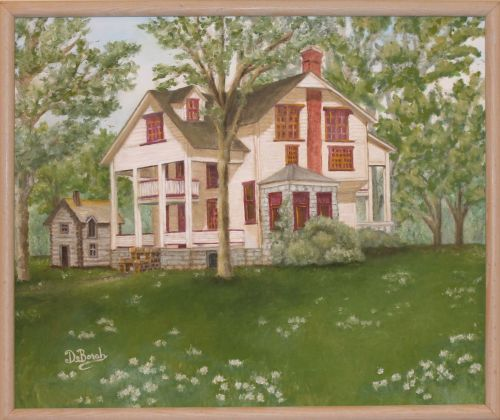 Medium Of Mother Daughter House